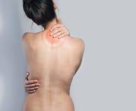backache Stockbilder