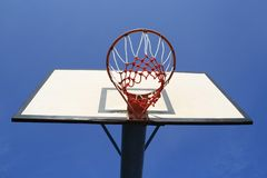 Backboard Royalty Free Stock Image