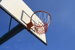 Backboard Royalty Free Stock Photos