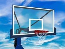 Backboard Basketball Royalty Free Stock Photos