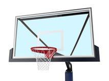 Backboard Basketball Stock Photo