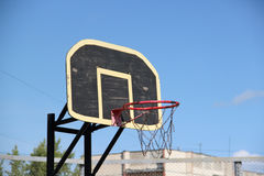 Backboard Royalty Free Stock Photo