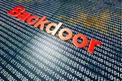 Backdoor Stock Photos