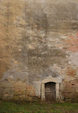 Backdoor e fachada minúsculos do Foto de Stock Royalty Free