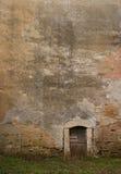 Backdoor y fachada minúsculos del Foto de archivo libre de regalías