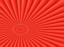 Backdrop. An abstract background with tones, starburst and red color royalty free illustration