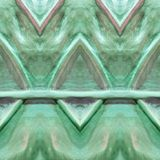 Abstract design with stone and sand material in aquamarine and gray colors, background and texture. Backdrop for colors related ads, geometric pattern with stock illustration