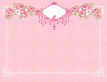 Backdrop wedding Royalty Free Stock Photography