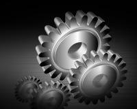 backen gears gray stock illustrationer