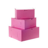 Backery boxes Stock Photo