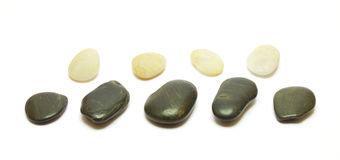 backg μαύρο λευκό πετρών σειρών Στοκ εικόνα με δικαίωμα ελεύθερης χρήσης