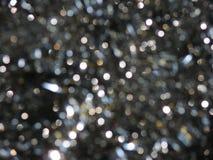 Backg abstrait métallique argenté Images libres de droits