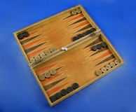 Backgammon. .(1) foto de stock royalty free