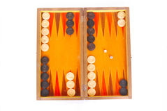 Free Backgammon Royalty Free Stock Photography - 15484287