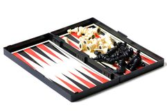 Backgammon Royalty Free Stock Image