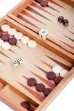 backgammon Royaltyfri Foto