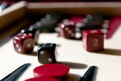 Backgammon Stock Fotografie