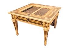 Backgammon Arkivfoton