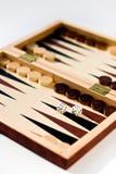 Backgammon Royalty Free Stock Photo