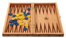 backgammon Royaltyfria Foton