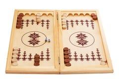 Backgammon board Stock Photography