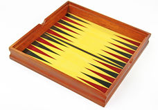 Backgammon Board Royalty Free Stock Image