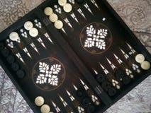 Backgammon. stock photos