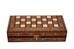 backgammon miniatura Zdjęcia Royalty Free