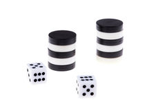 Backgammon Stock Photos