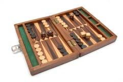 Backgammon2 Royalty Free Stock Photo