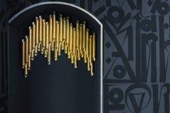 backgorund Details van binnenland royalty-vrije stock foto's