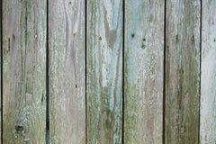 Backgorund di legno grigio e blu Fotografia Stock Libera da Diritti