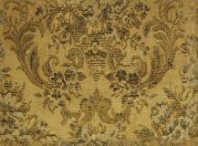 Backgorund sans joint : rétro texture florale Photos stock