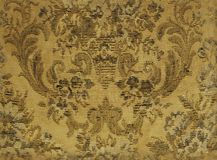 Backgorund sem emenda: textura floral retro Fotos de Stock