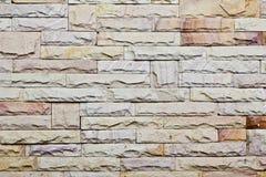 Backgorundwood砖 免版税库存图片