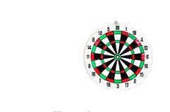 Backgound цели цели изолированное игрой белое Стоковое Изображение RF