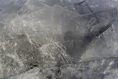 Backgound льда Стоковые Фотографии RF