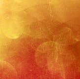 Backgound abstrato alaranjado Foto de Stock Royalty Free