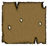 Backgound dello stule del papiro Fotografia Stock Libera da Diritti