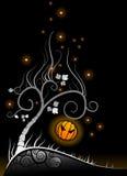 backgound Halloween Obraz Stock