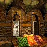 Backgound árabe Foto de Stock Royalty Free