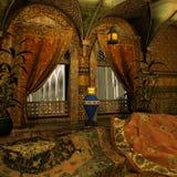 Backgound árabe Imagens de Stock Royalty Free