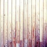 Backgound van houten plakken Royalty-vrije Stock Foto's