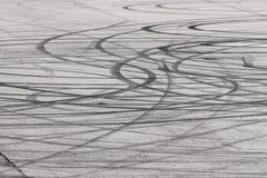 Backgounds dei segni di scivolo Fotografia Stock