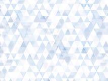 Backgr интернет-страницы иллюстрации конспекта треугольника предпосылки Стоковое Фото