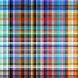 Backgr colorido do teste padrão dos pixéis Fotos de Stock Royalty Free
