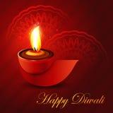 Backgr hindú colorido del festival del diya feliz brillante hermoso del diwali
