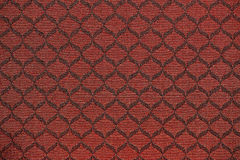 五颜六色的泰国丝绸手工造更多这个主题&更多纺织品秘鲁条纹美丽的backgro的秘鲁样式地毯表面关闭 免版税库存图片