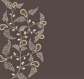 backgrond флористическое Стоковые Фотографии RF