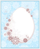 backgrond Easter royalty ilustracja